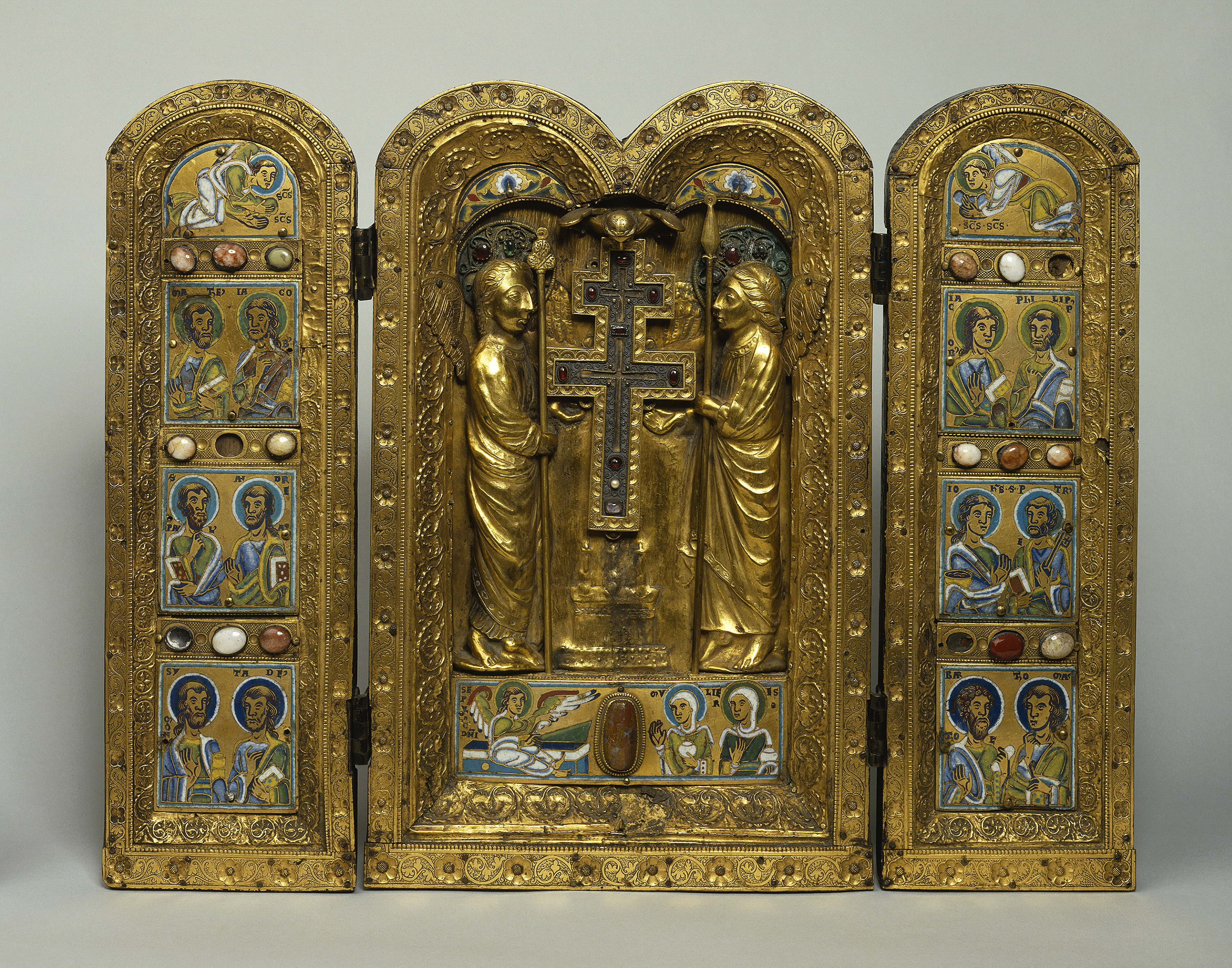 Anonymous - Reliquary of the True Cross