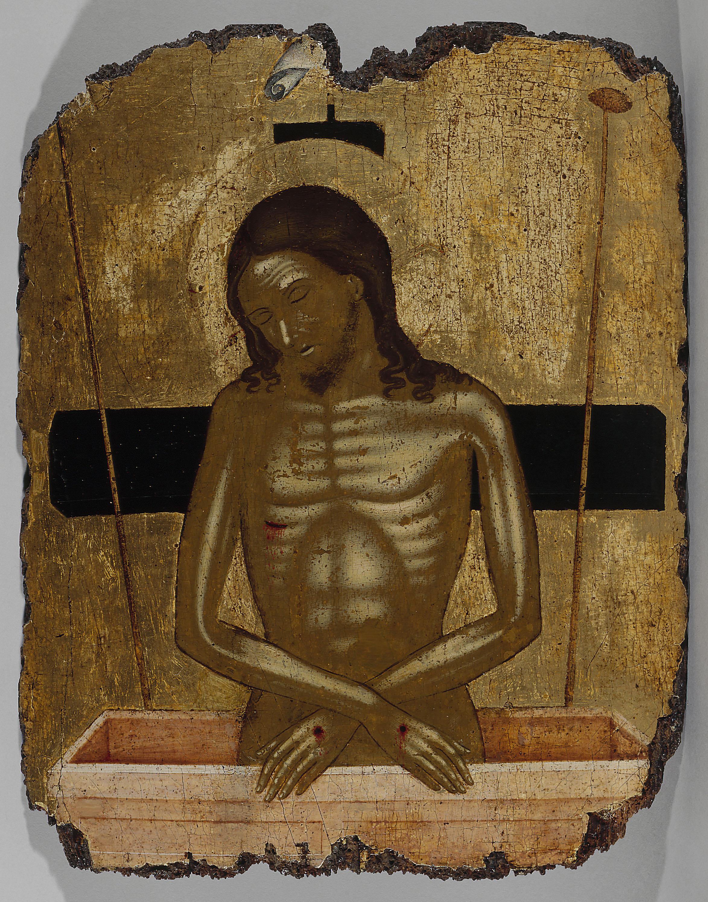 Christ de pitié © Petit Palais / Roger-Viollet