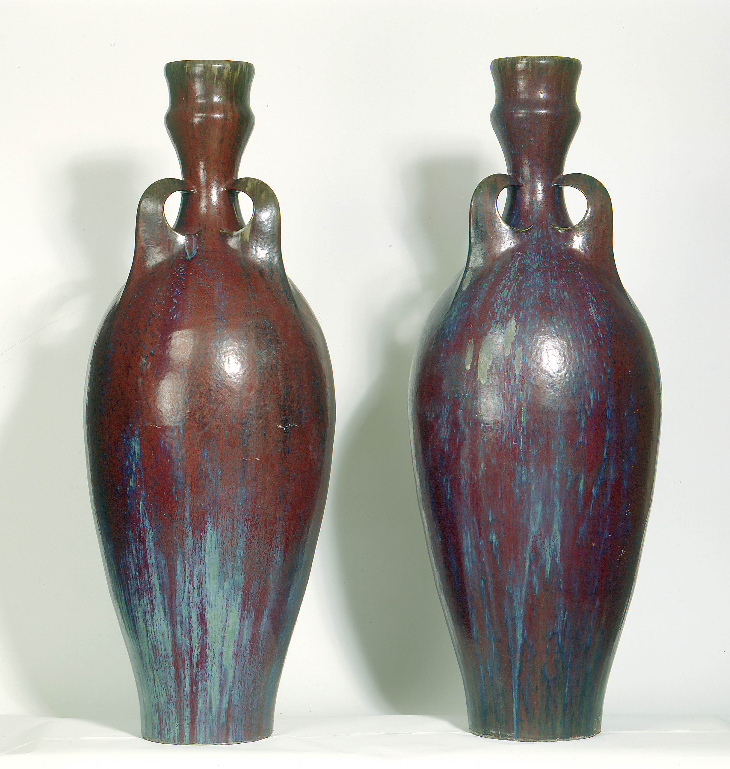 Pair of vases - Pierre-Adrien Dalpayrat