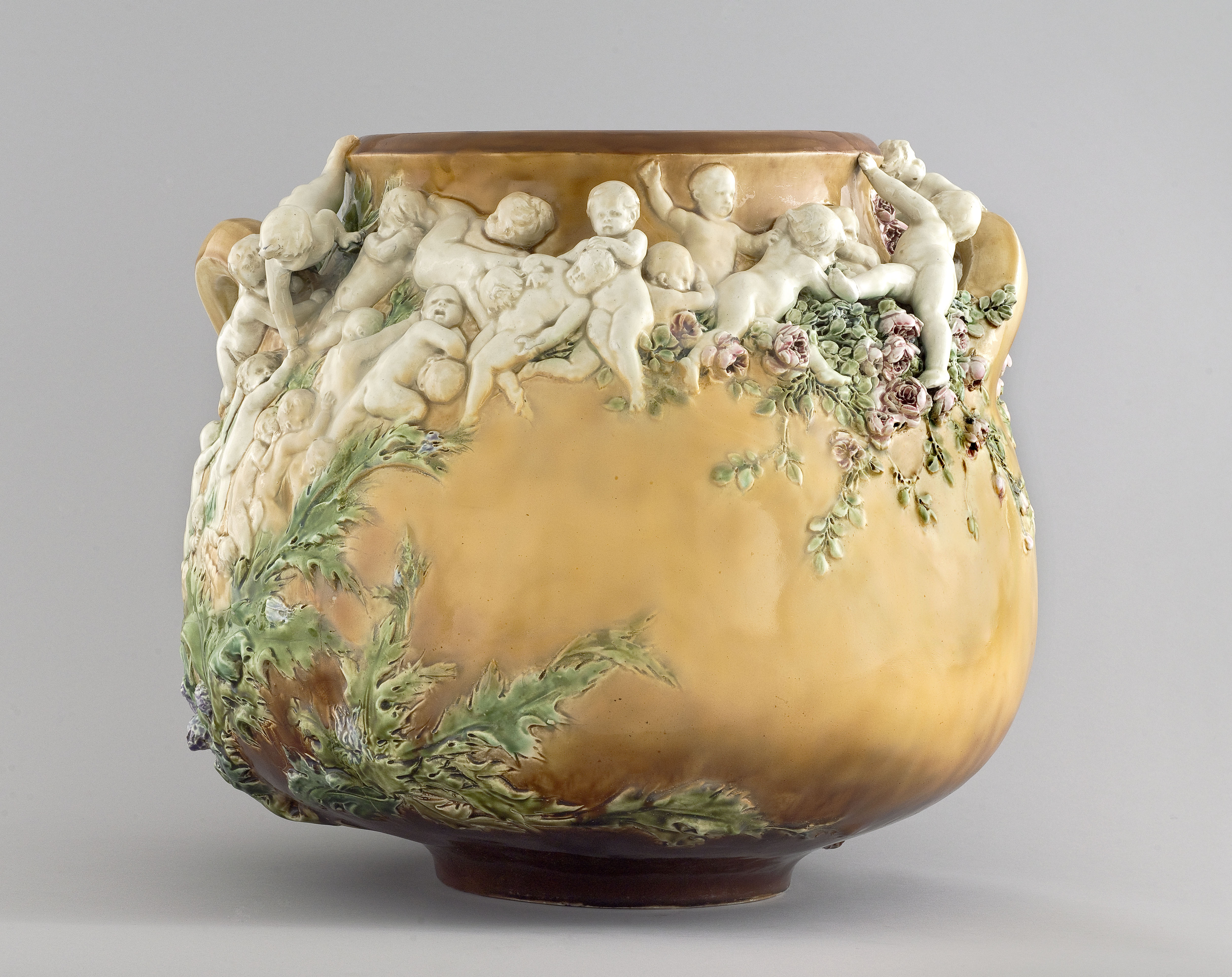 Vase - Louis-Robert Carrier-Belleuse