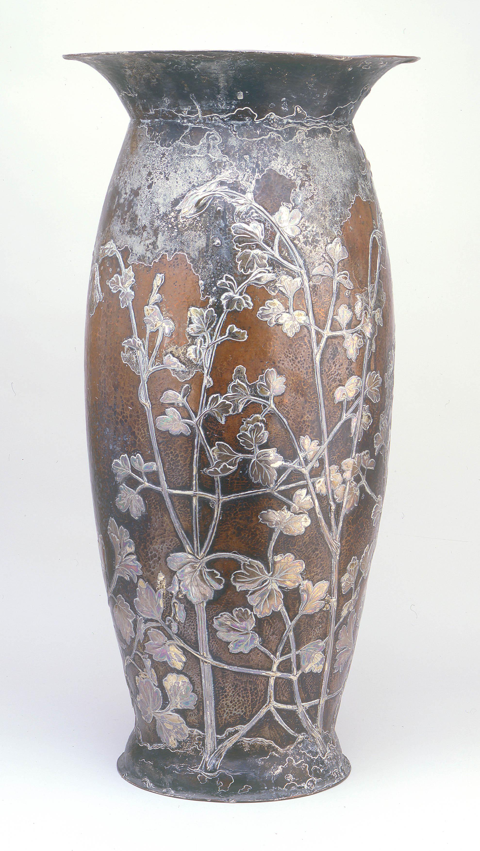 Birthwort vase - Henri Husson and Adrien-Aurélien Hébrard