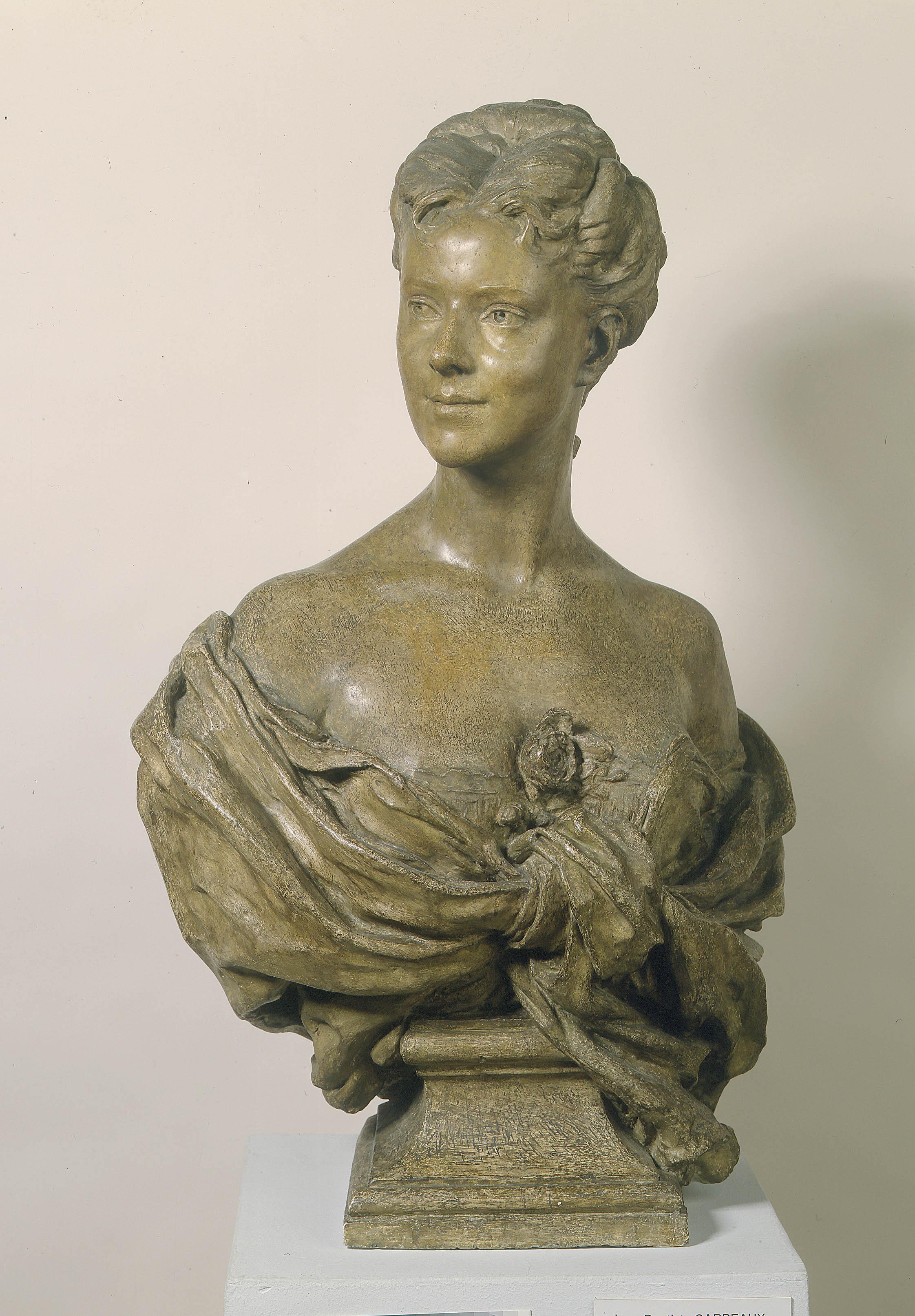 Jean-Baptiste Carpeaux - Mademoiselle Fiocre