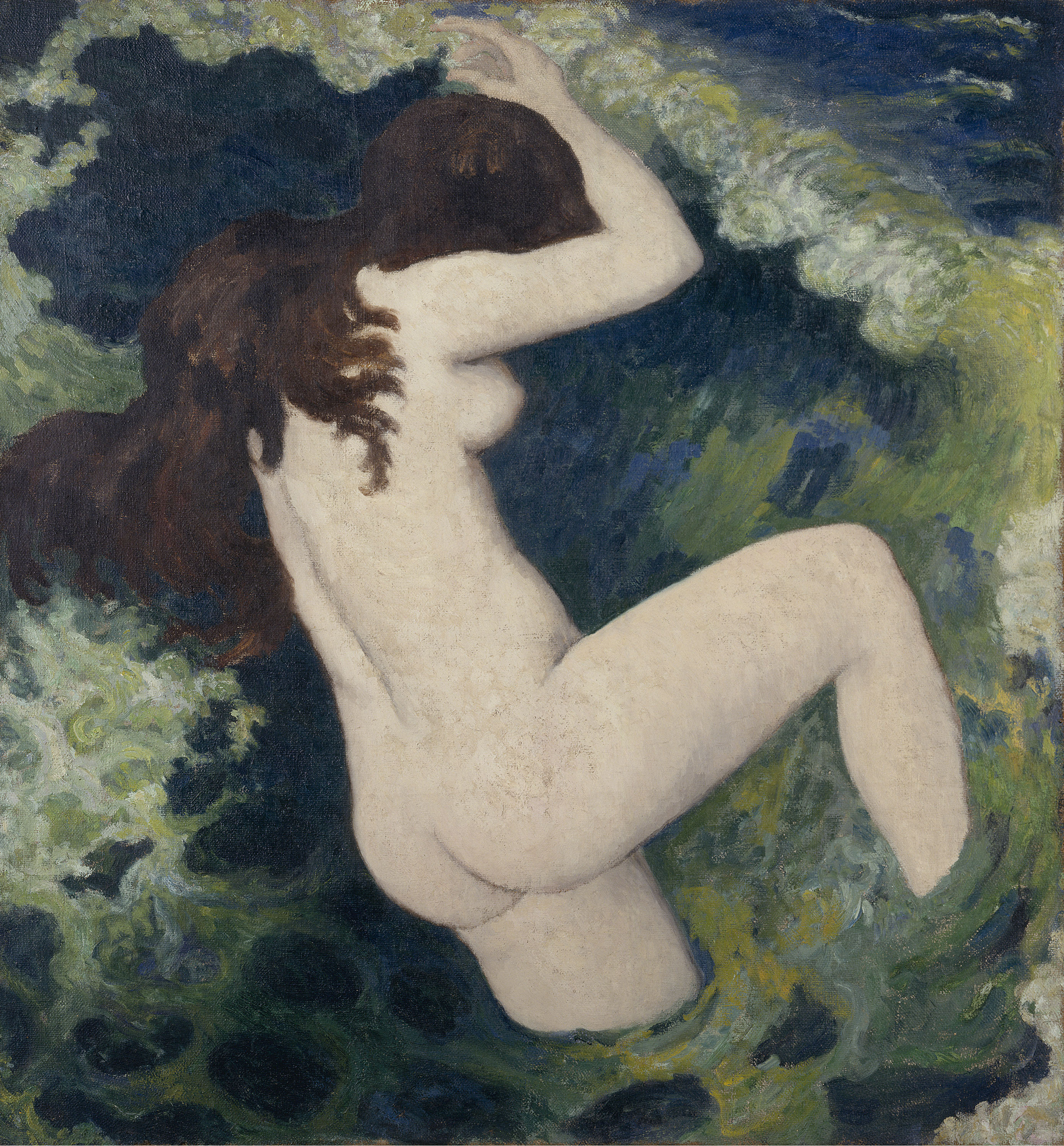 Aristide Maillol - La vague