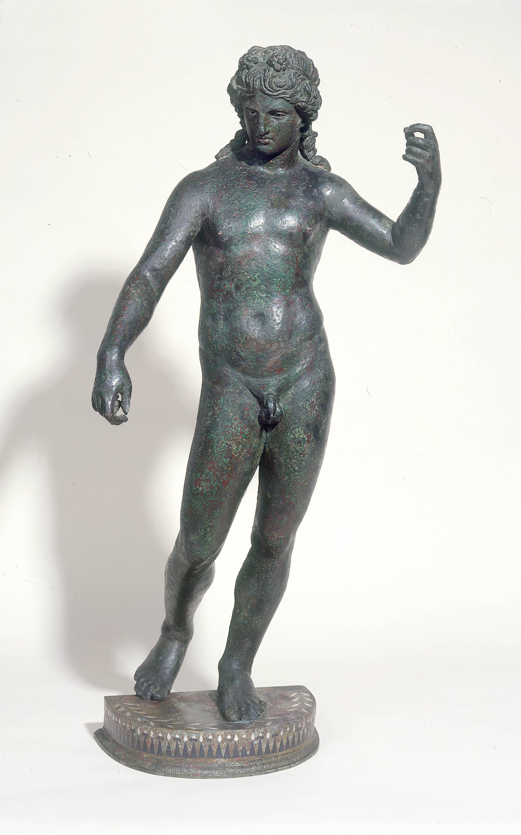 Anonymous - The Bacchus of the via del Babuino