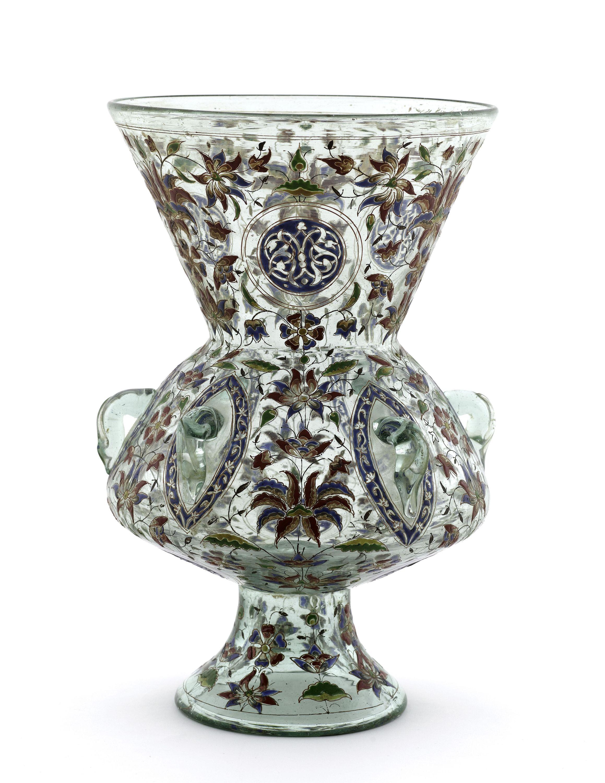 Philippe-Joseph Brocard - Mosque lamp