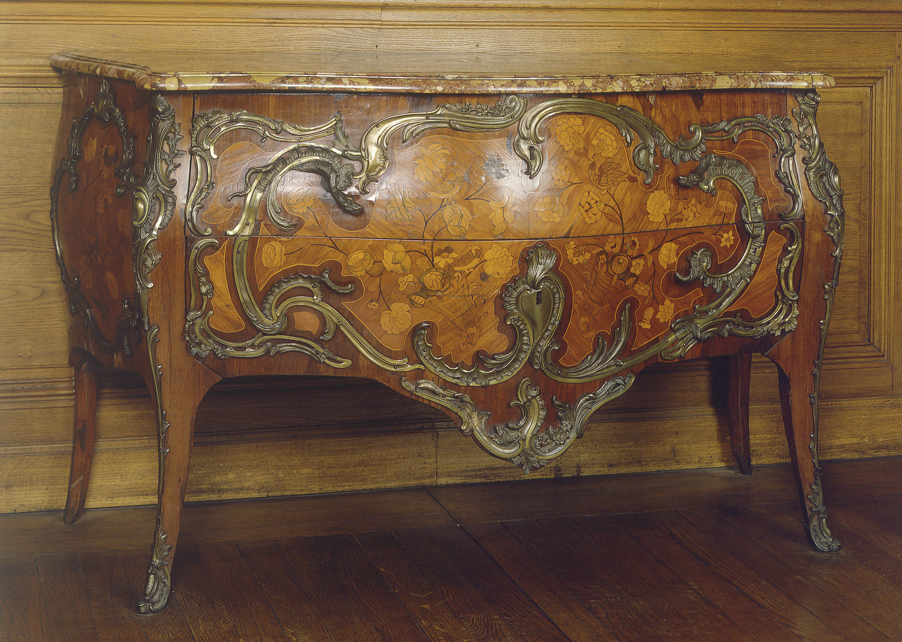 Adrien Delorme and Pierre Roussel - Chest of drawers