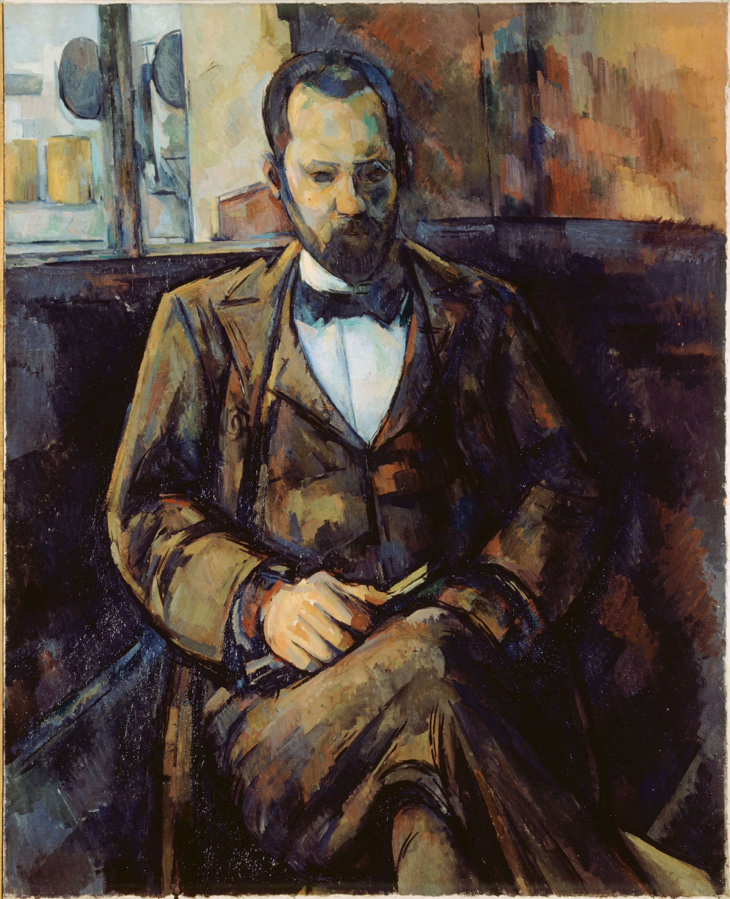 Paul Cézanne, Portrait d'Ambroise Vollard