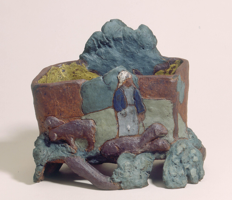 Paul Gauguin - Jardinière