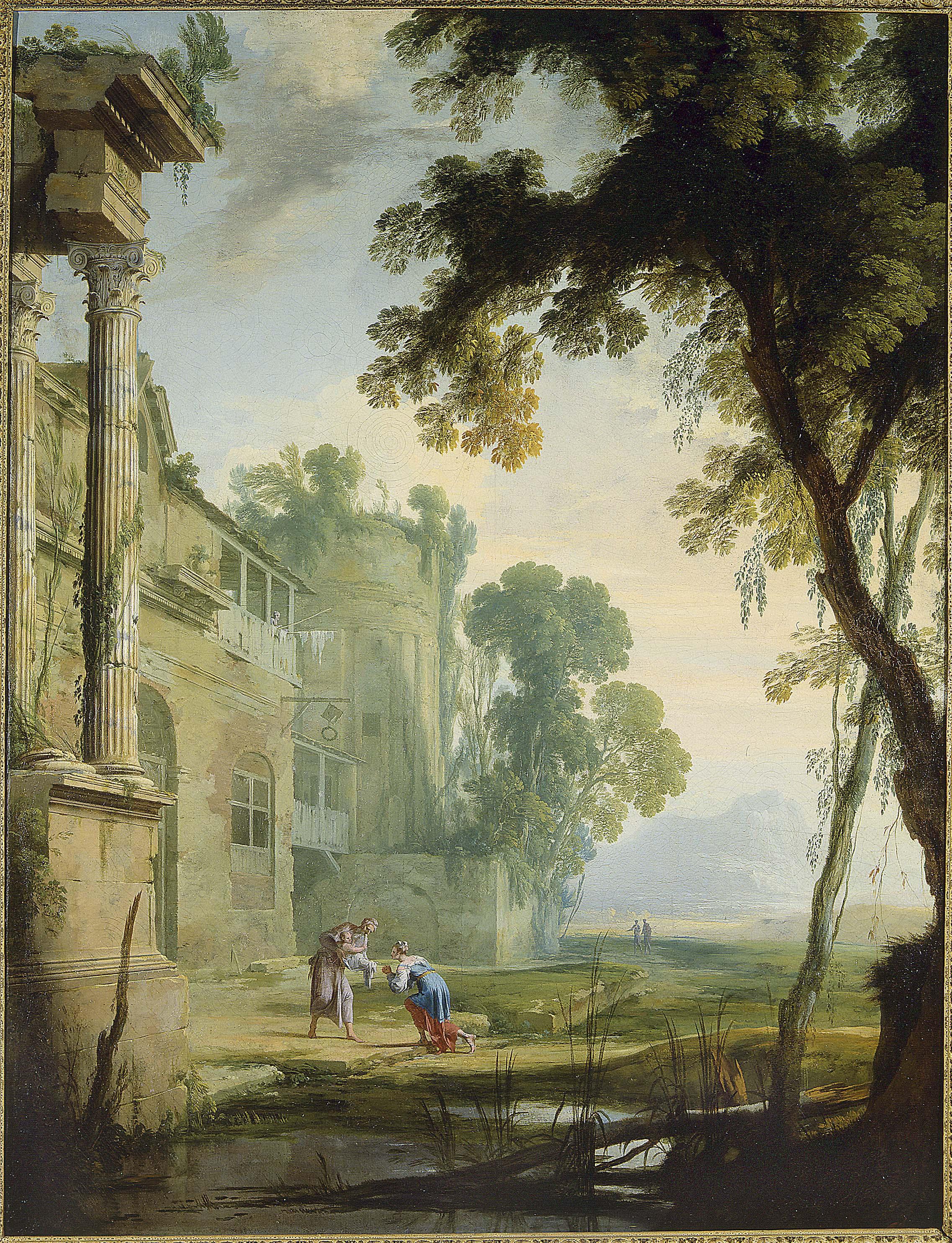 Henri Mauperché - Paysage