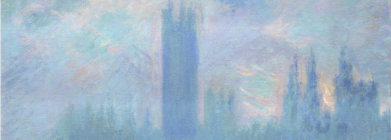 Claude Monet, Le Parlement, vers 1900, huile sur toile, 81,2 x 92,8 cm, 1933.1164, Chicago, Art Institute of Chicago