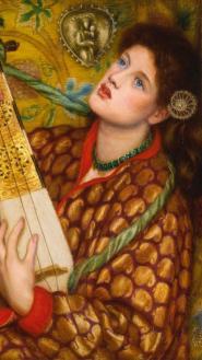 Dante Gabriel Rossetti, Un chant de Noël, Collection particulière, Courtesy Grant Ford Ltd, Royaume-Uni