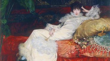 Portrait de Sarah Bernhardt