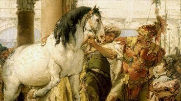 Alexandre et Bucéphale