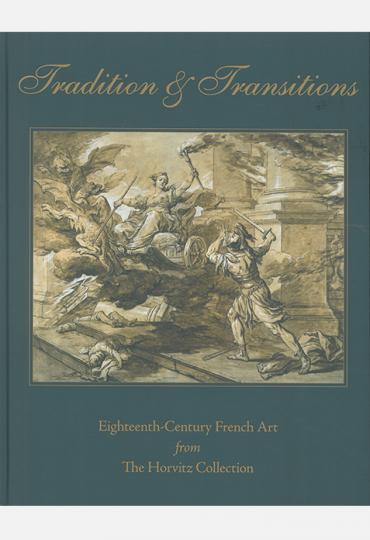 Couverture catalogue de l'exposition Horvitz
