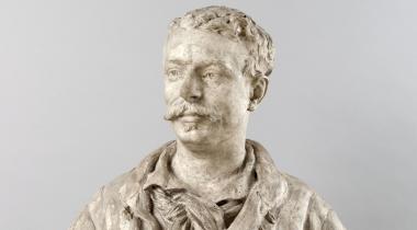 Buste de Samuel Welles de La Valette