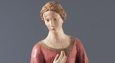 Giovanni di Turino, Vierge de l'Annonciation, SDUT1612