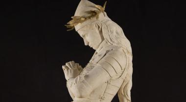 Emmanuel Frémiet, Jeanne d'Arc, PPS976