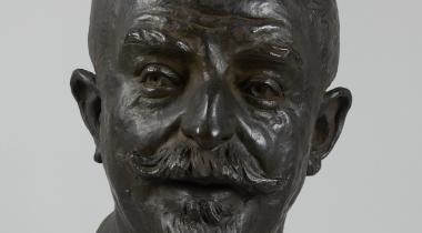 Pierre Roche, Buste de Joris-Karl Huysmans