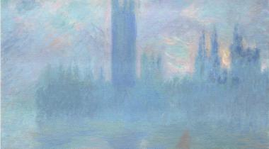 Claude Monet, Le Parlement, vers 1900, huile sur toile, 81,2 x 92,8 cm, 1933.1164, Chicago, Art Institute of Chicago