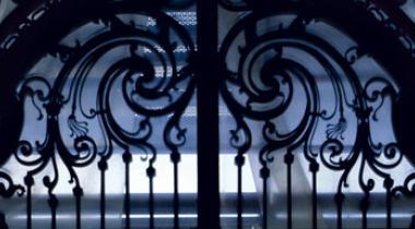 photo Couturier, Grille du Petit Palais