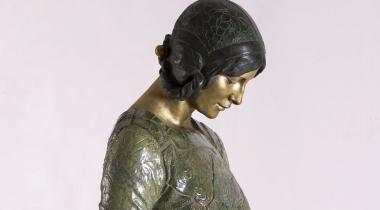 Camille Alaphilippe, La femme au singe, PPS893