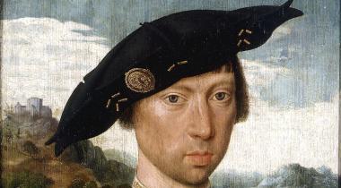 Portrait de Joost van Bronkhorst