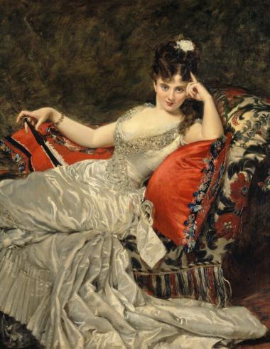Mademoiselle de Lancey