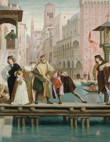 Tissot, Le départ de l'enfant prodigue, PDUT1453