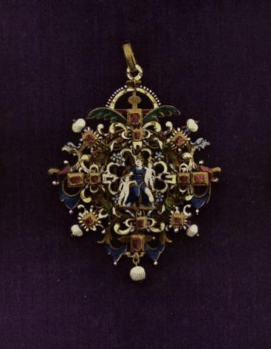 Vidal, Bijoux du XVIe siècle, PHDUT48