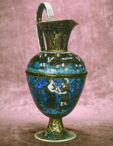 Ewer Scenes From The Story Of Jason And The Golden Fleece Petit