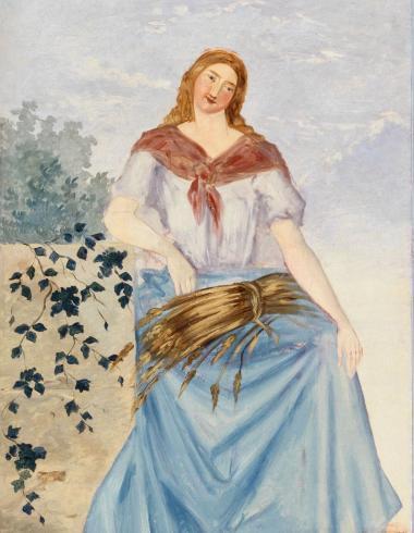 Cézanne, Les quatre saisons - L'été, PPP3047