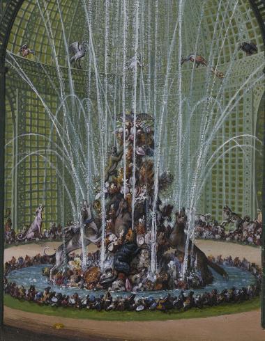 Le Labyrinthe de Versailles, LDUT724