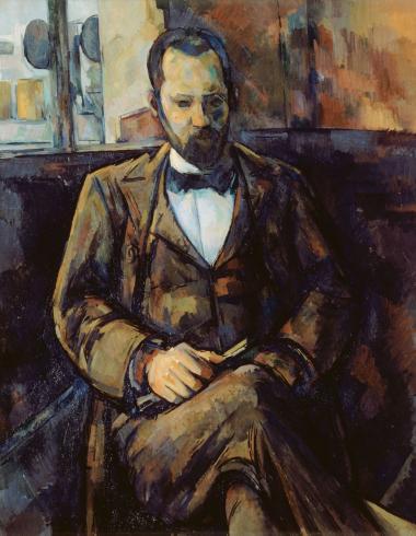 Paul Cézanne, Portrait d'Ambroise Vollard