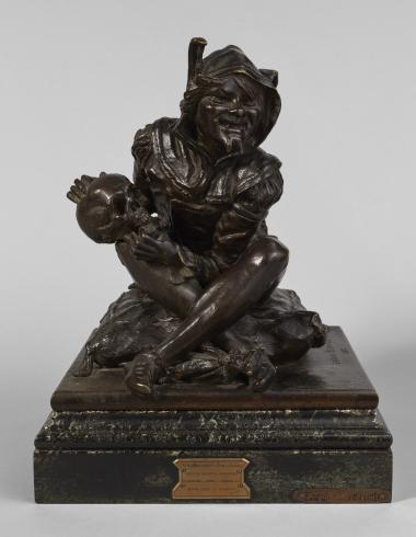 Sarah Bernhardt, Le Fou et la Mort, PPS3831