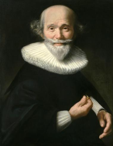 De Vries, Portrait d'homme,  PPP4980