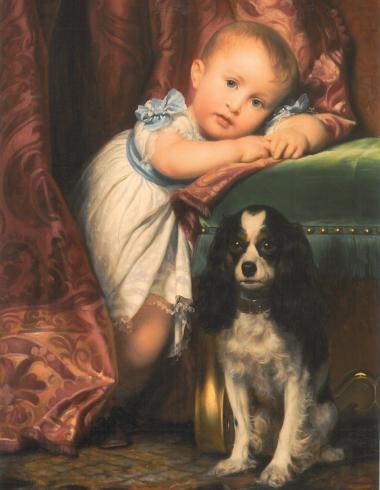 Portrait d'Horace Delaroche