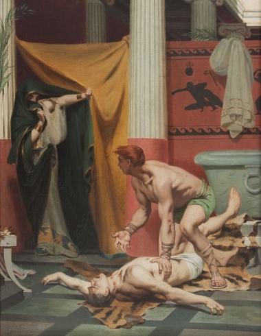 La Mort de l'empereur Commode