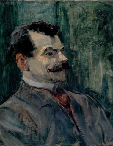 Portrait d'André Rivoire