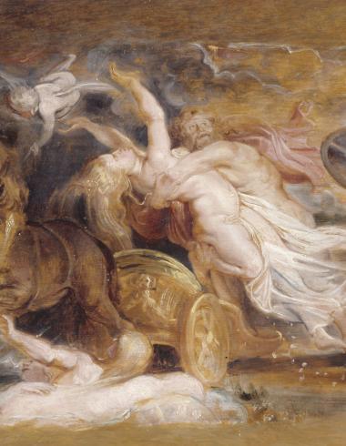 L'Enlèvement de Proserpine