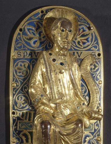 Plaque de parement : Saint Paul