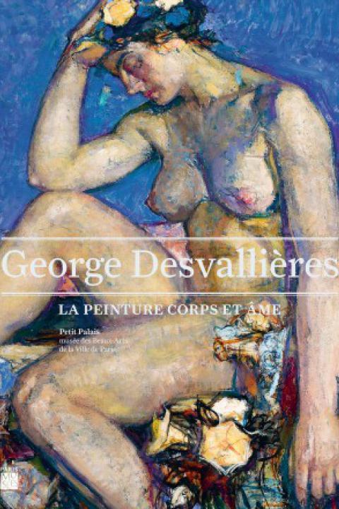 Catalogue de l'exposition George Desvallières au Petit Palais