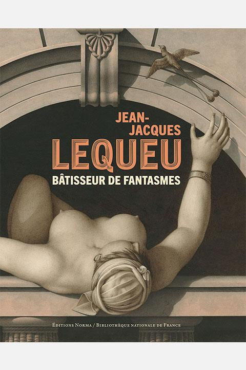 catalogue exposition Jean-Jacques Lequeu