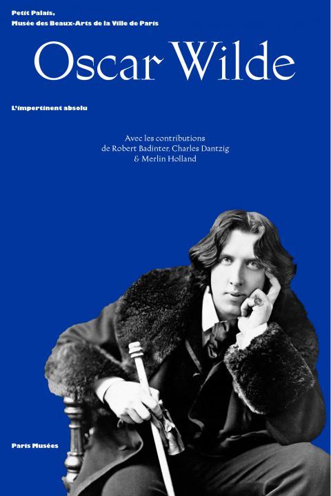 Couverture de l'exposition Oscar Wilde au Petit Palais