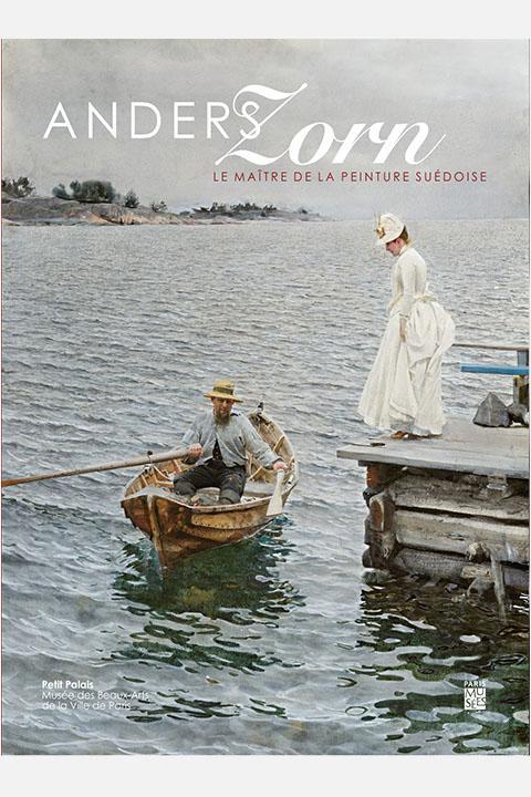 Catalogue d'exposition Anders Zorn. Le maître de la peinture suédoise