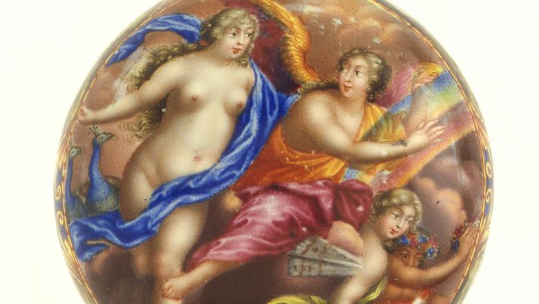 """Montre """"Junon et Iris"""" de la collection Tuck"""