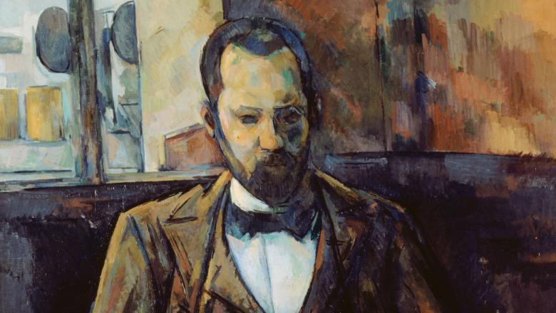 Paul Cézanne - Portrait d'Ambroise Vollard