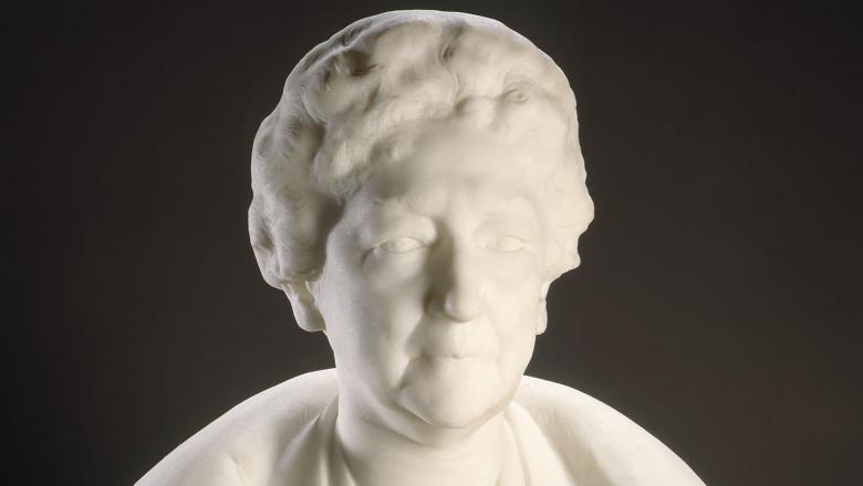 Louis Lejeune - Buste de Julia S. Tuck