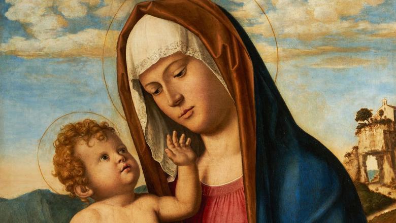 Cima da Conegliano, Vierge à l'Enfant, PTUCK5