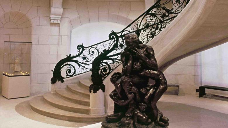 Escalier Rotonde Petit Palais