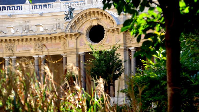 Jardin intérieur Petit Palais